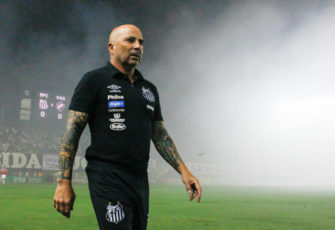 football coach jorge sampaoli