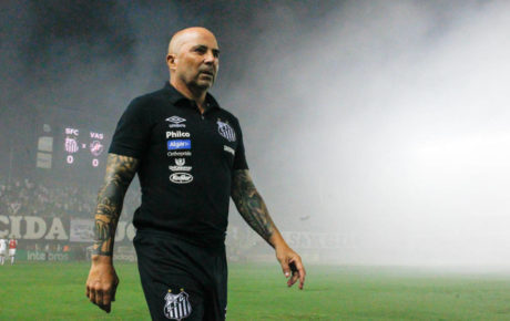 football coach jorge sampaoli