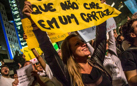 Political renewal movements a threat to Brazilian parties?