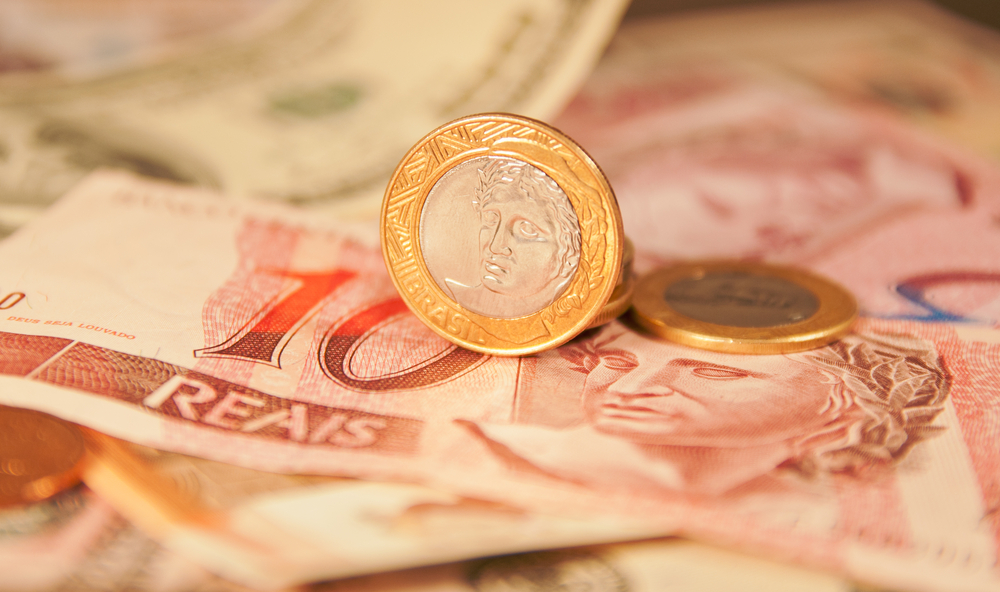 brazilian currency brazilian real