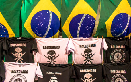 bolsonaro poll struggling education economy