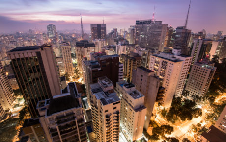 If Brazil's country risk is top-notch, why isn't it investment-grade yet?