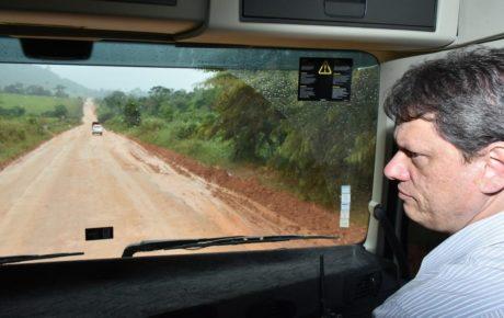 infrastructure minister tarcisio gomes de freitas