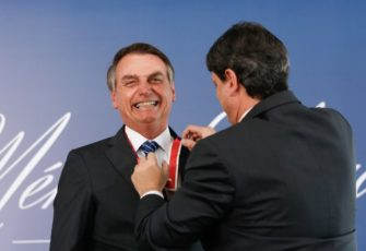 Bolsonaro lies as the Amazon dies