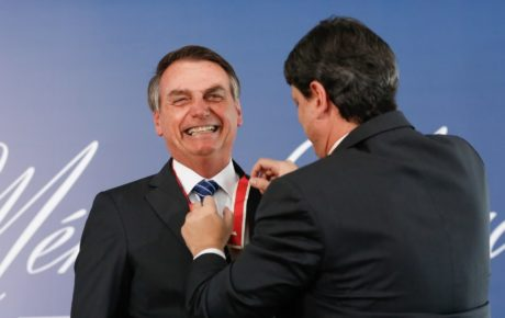 Bolsonaro lies as the Amazon dies