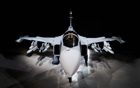 brazil's new fighter jet gripen