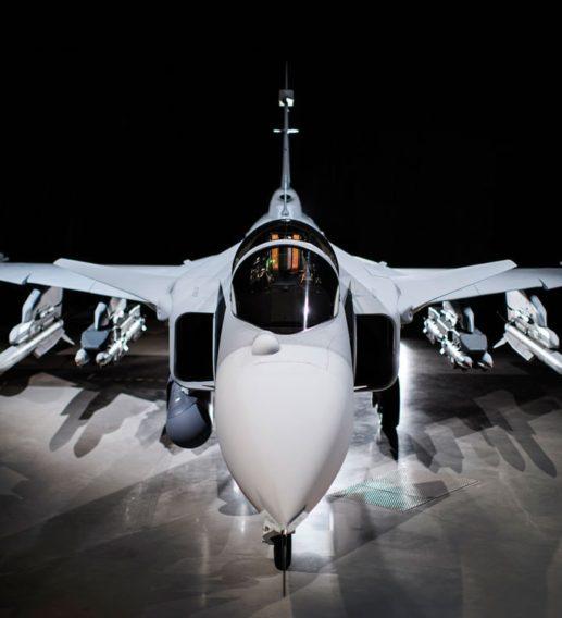 brazil's new fighter jet gripen