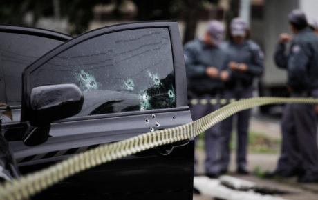 brazil's violence problem