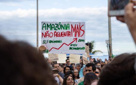 Amazon debacle shows Jair Bolsonaro don't thrive under pressure