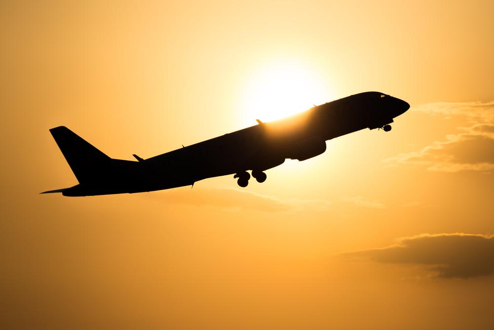 Embraer plane