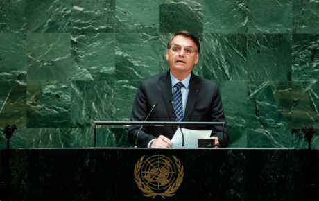UNGA speech Bolsonaro