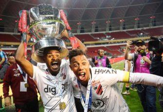 athletico copa do brasil champions