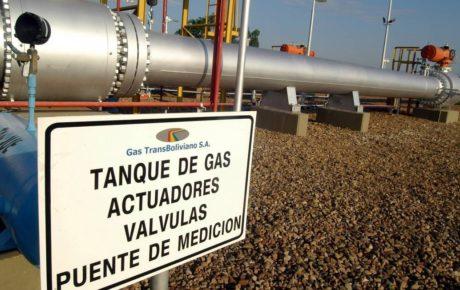 bolivia natural gas