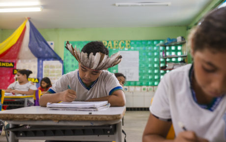 indigenous education in brazil