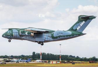 kc-390 Brazil's brand new military plane