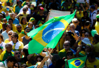 How the right seized Brazil's national symbols