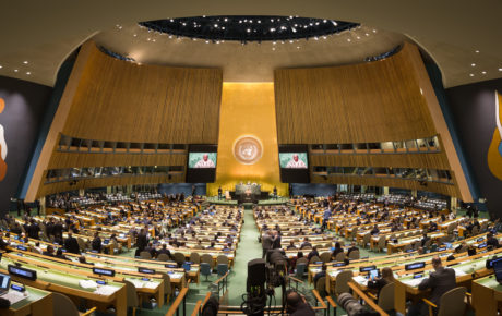 unga A curious quirk of United Nations history means that the opening speaker of every UNGA is Brazilian; this year, Jair Bolsonaro has the job