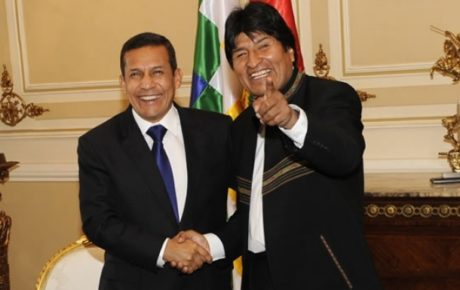 south american leaders evo morales ollanta humala