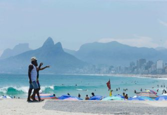 Brazil tourism board doesn't cater to foreigners