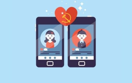 ptinder tinder for leftists