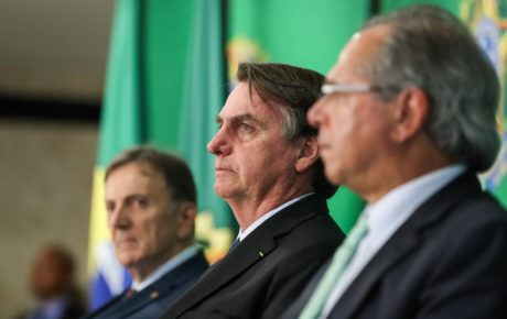 bolsonaro political disarray