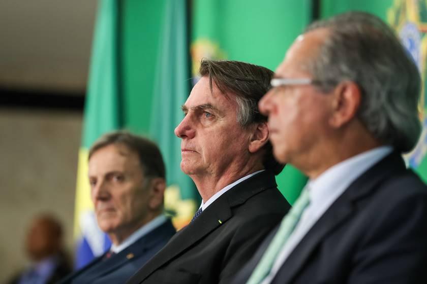 bolsonaro political disarray