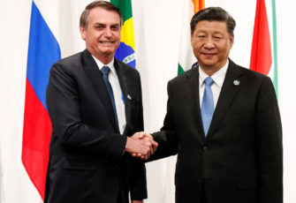 President Bolsonaro China President Xi Jinping