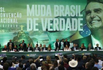 bolsonaro party psl social liberal party