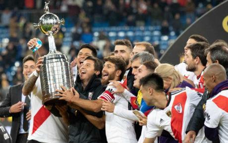 copa libertadores champions