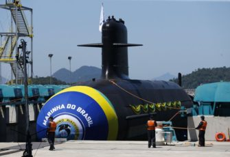 green yellow submarine brazil nuclear submarine