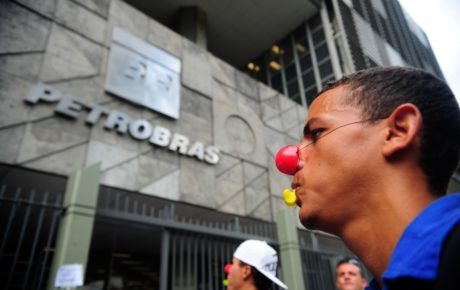 petrobras oil auction