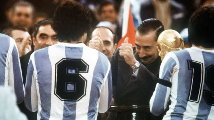 Argentina 1978 World Cup - Sports and Politics