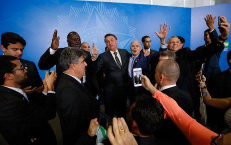 Bolsonaro supporter new party