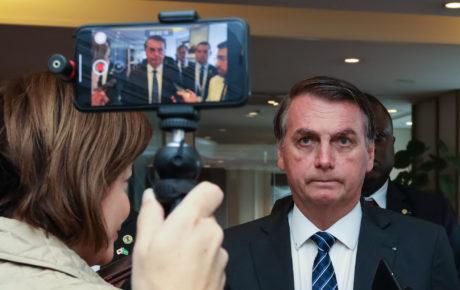 President Jair Bolsonaro . Photo: José Dias/PR