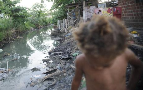 extreme poverty brazil