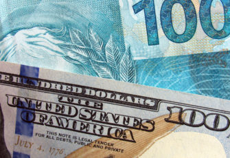 Is the Brazilian currency at an all-time low? Not exactly