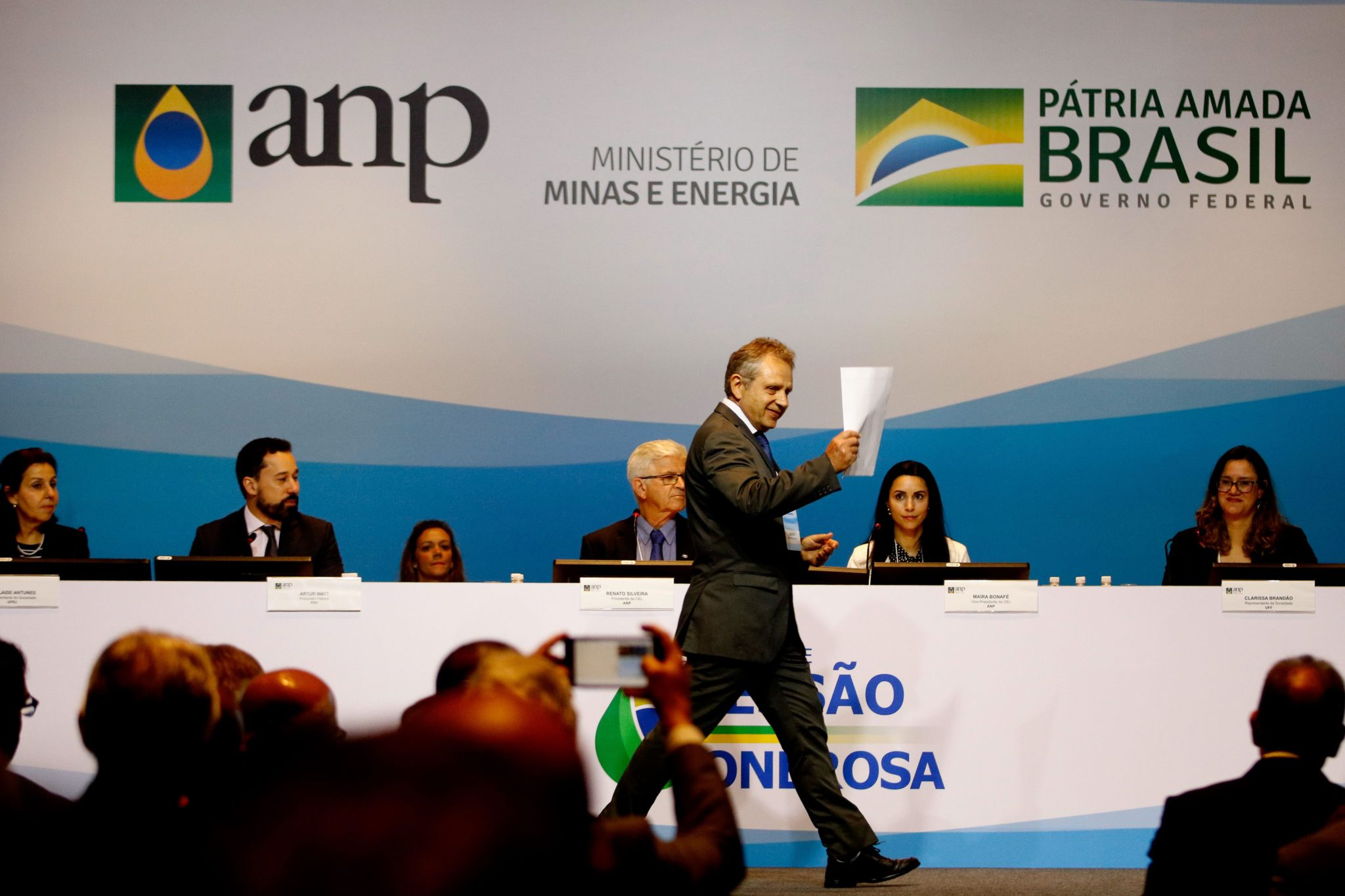 Billed in superlative terms, Brazil's tender of four pre-salt oil fields did not go as planned: foreign interest was almost zero and only two fields were sold