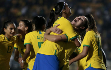 2019, a defining year for Brazilian women's football