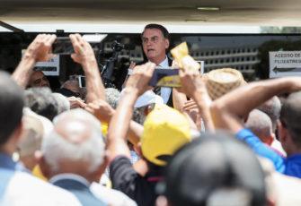 Bolsonaro politics Photo: Isac Nóbrega/PR