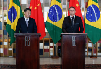 foreign policy brazil china