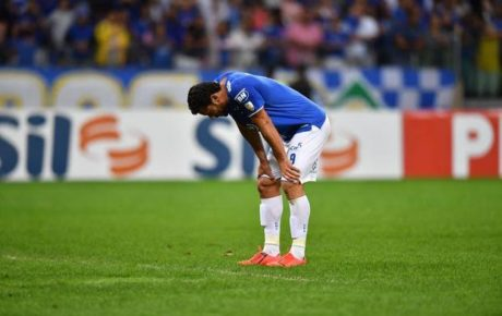cruzeiro relegated brazilian league