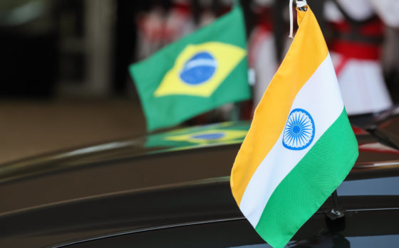 Brazil India trade relations