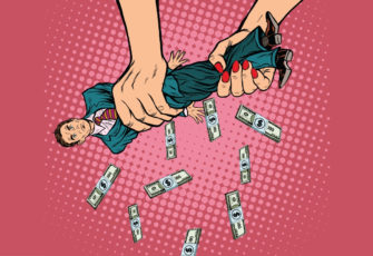 Debt politicians