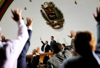 Venezuela back in the spotlight after physical struggle for Congress