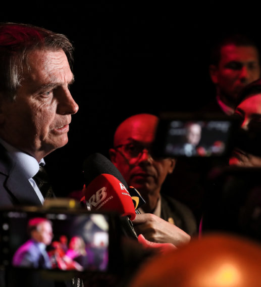 The start of the legislative year kicks off the political calendar in 2020. And President Bolsonaro has plenty on his plate: pressing reforms, a Supreme Court vacancy, and much intrigue.