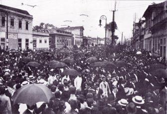 Baron of Rio Branco death postponed Brazilian Carnival in 1912
