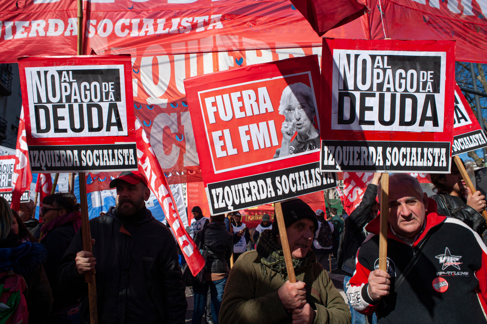Argentina plan to climb from its debt
