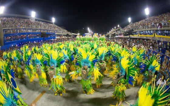 feathers samba schools brazil carnival china