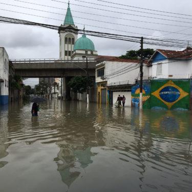 urban planning floods São Paulo