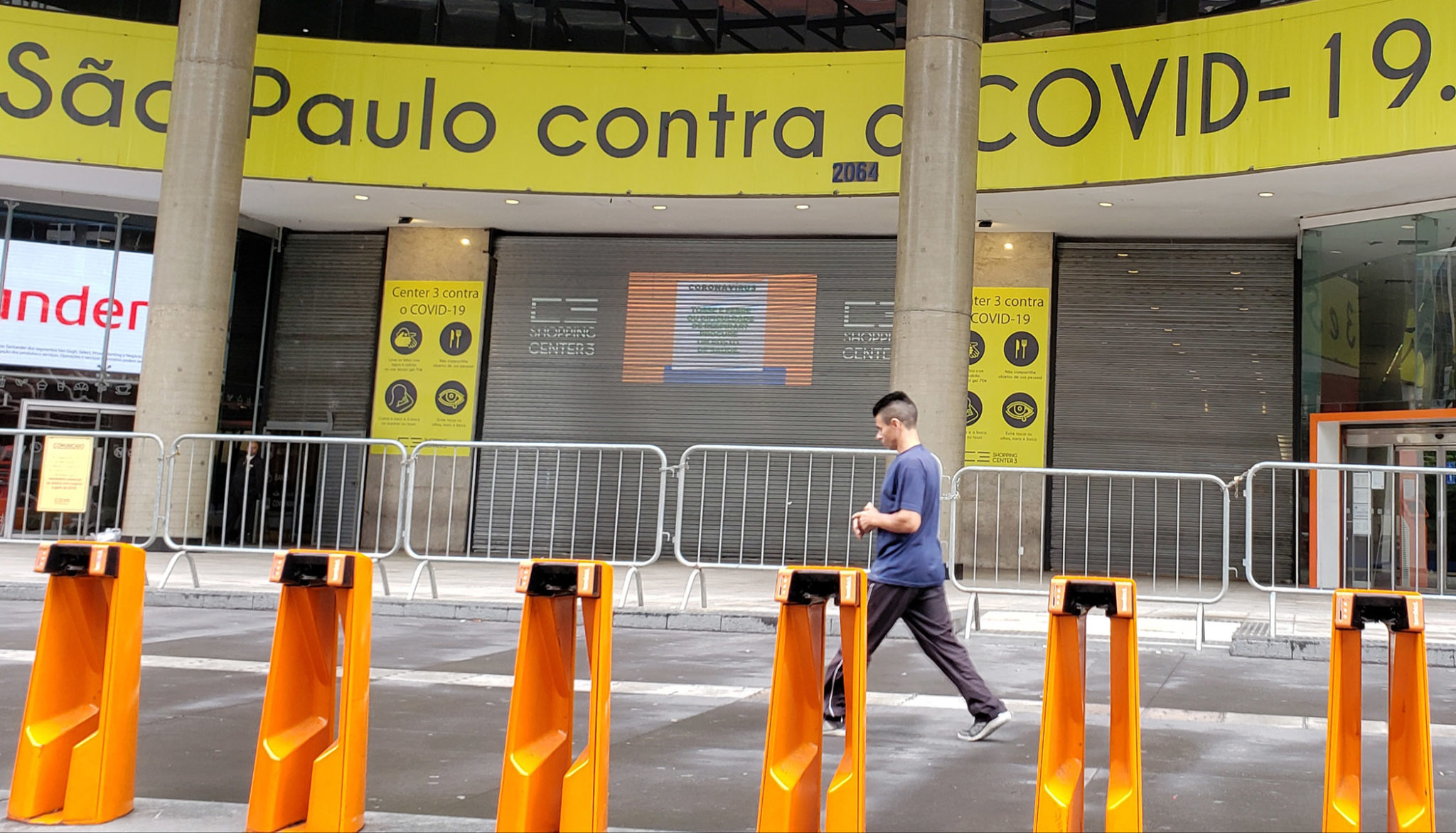 Remote work not an option for millions of Brazilians coronavirus